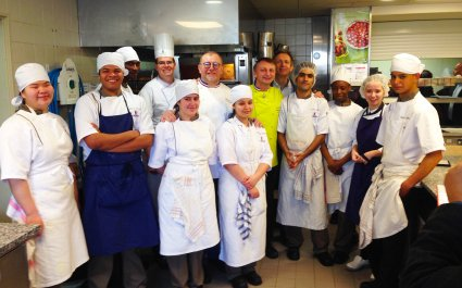 Culinary School Week, La Tablée de Chefs