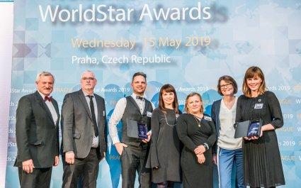 WorldStar award ceremony, worldstar winner 2019
