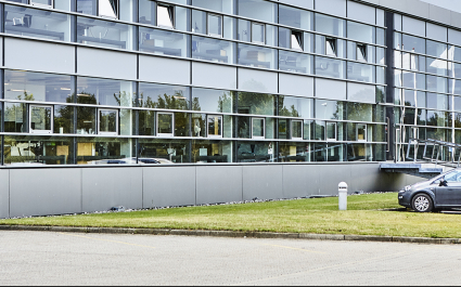 Plus Pack building, Headquarter in Odense, Denmark